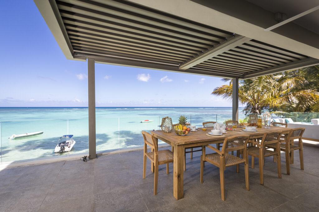 KotNor terrasse dining