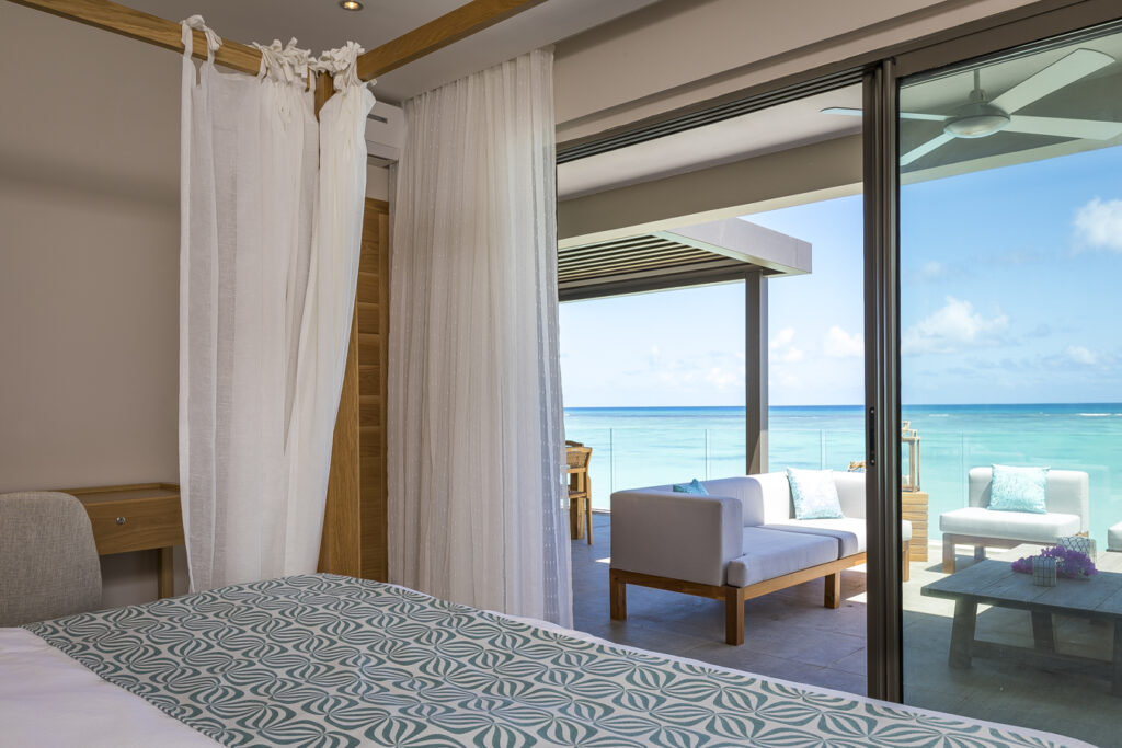 KotNor bedroom 2 with sea view