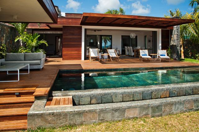 Villa Coralie private pool 2