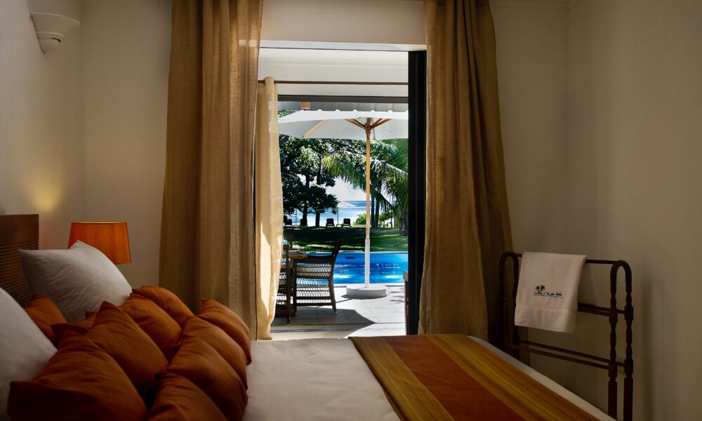 Villa Tropic 2 bedroom with swimming pool and sea view
