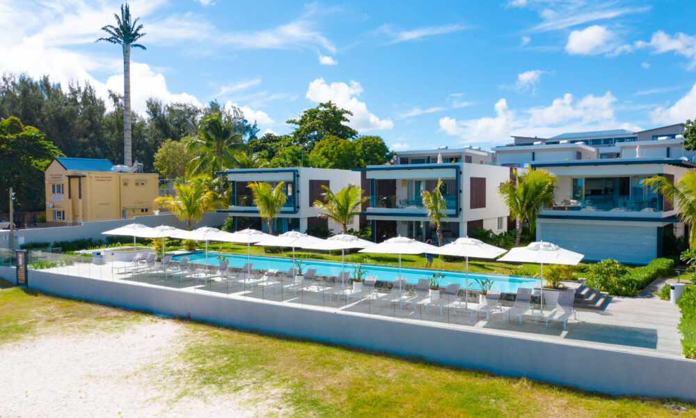 O'Biches beach front all apartments