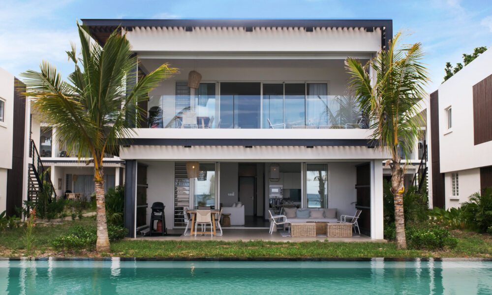 O'Biches beachfront apartments 2x