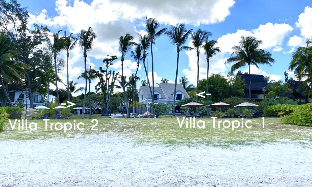villa Tropic 1 and Villa Tropic 2