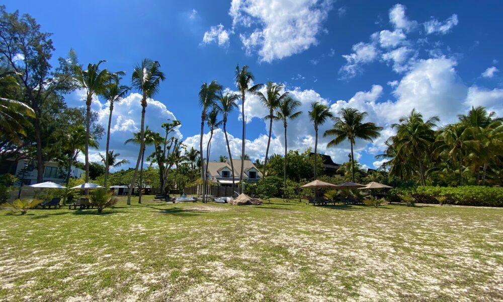 Villa Tropic 1 front house - villa tropic 2