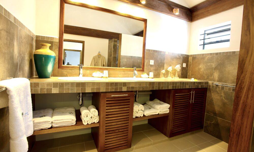 Villa Tropic 1 - bathrom ensuite