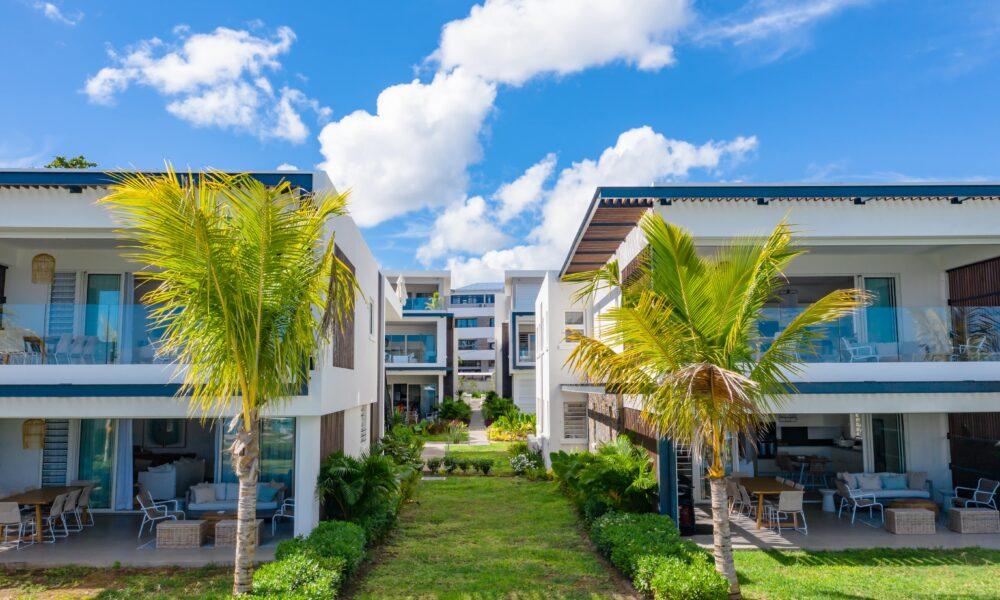 Deluxe Apartment Trou aux Biches garden apartments